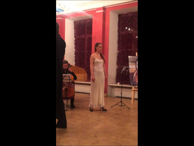Popova Irina (mezzo soprano) - Handel Sta'nell Ircana