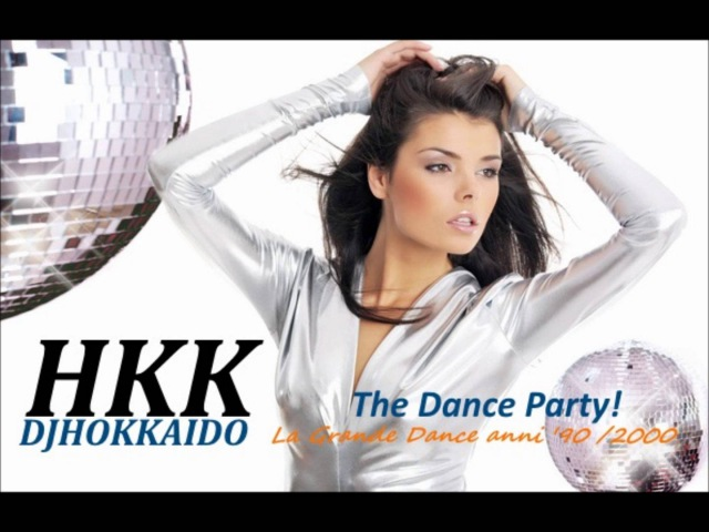 MEGA DANCE MUSIC '90-2000 (The Best Dance Music Party) DJ HOKKAIDO