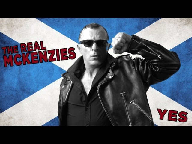 The Real McKenzies Yes official video