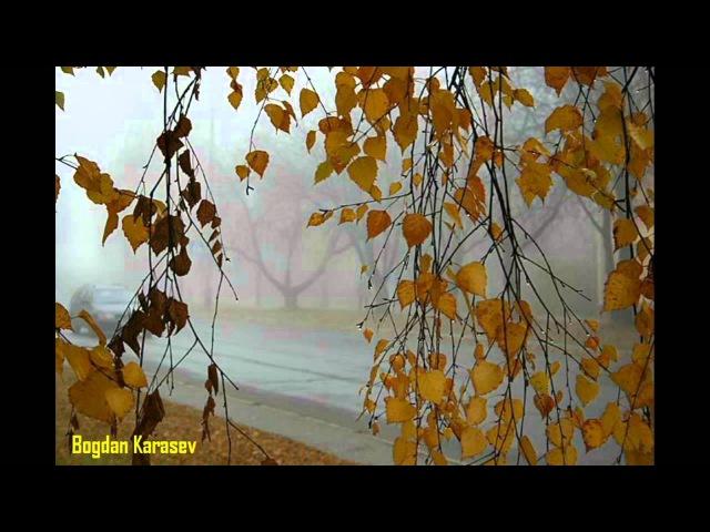 Bogdan Karasev-The first autumn rain(Первый осенний дождь)
