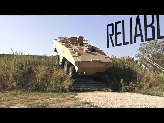 Amphibious Combat Vehicle (ACV): Ready for Action