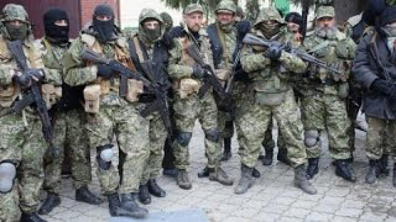 Самый лучший Клип о ополченцах Донецка (HD качество)