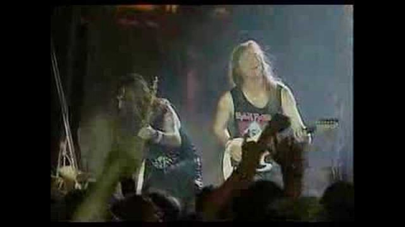 Iron Maiden Transylvania live