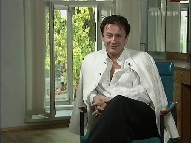 Формула любви. Олег Меньшиков 2009