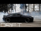 CRAZY Hamann BMW M6 - DRIFT, Donuts, Powerslides, REVS, Wheelspins - 1080p HD