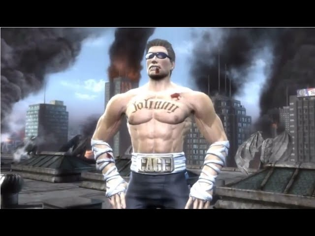 Johnny Cage Tribute