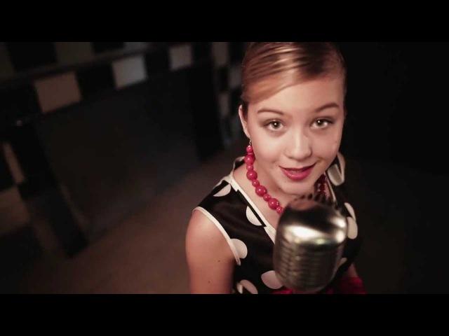 Ангелина Пиппер МЫ ТАНЦУЕМ ДЖАЗ Pipper Angelina We dance jazzJunior Eurovision Song Contest 2013