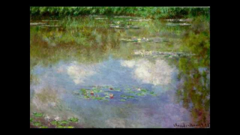 Живопись Клода Моне / Claude Monet Paintings