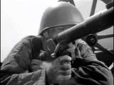 Баллада о солдате ,фрагмент фильма, подбитый танк