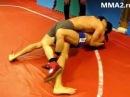 Любительские Бои без правил Часть 1 MMA2 Турнир №1, 5 бой