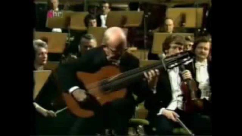 Rodrigo gitar konçertosu