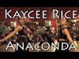 ANACONDA - KAYCEE RICE (AGE 11)