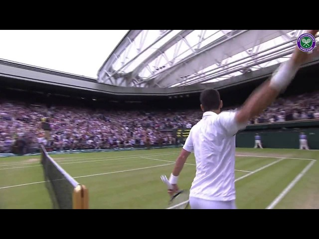 Delight for Novak Djokovic in title defence