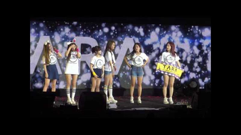[Fancam] T-ara 2015 Beijing Concert Part 3 of3 - HD ver.