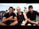 Соревнования по якутской вертушке на всероссийской арене