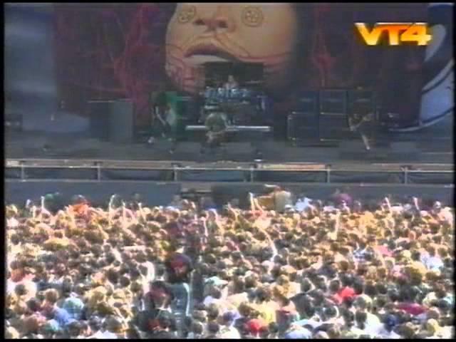 Sepultura- Roots Bloody Roots Live,Belgium 1996
