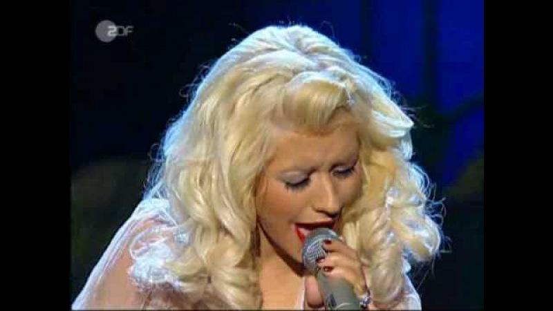 Christina Aguilera - Hurt (Live @ Wetten Dass...!)