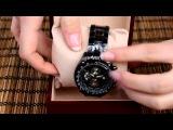 Стильные наручные мужские часы CURREN 8083  делового стиля