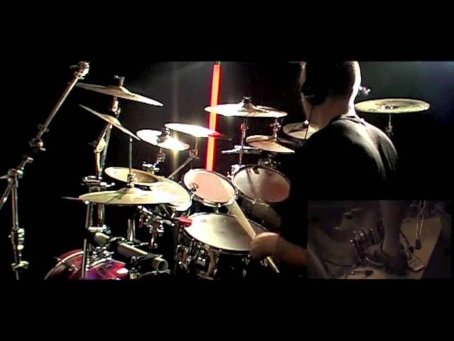 Brutal Death Drummer [HD] - Quadruple Pedals