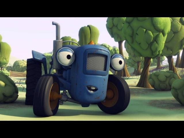 Олли Веселый грузовичок - Мультик про машинки - Все серии - Сборник 1 трактор гоша все серии
