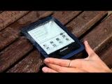 Тест водонепроницаемой читалки Pocketbook 640 Aqua
