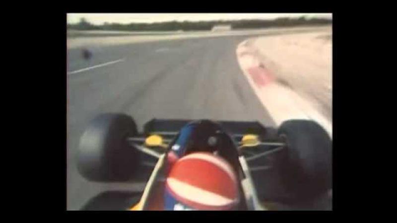F1 1983 Paul Ricard - Eddie Cheever - Onboard - Renault RE40