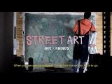 STREET ART  ARYZ X FINERATS