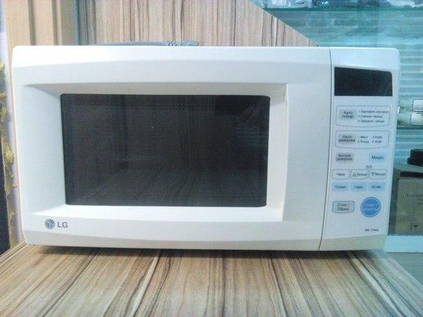 печь LG MS-1744U.
