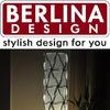 BERLINA Design Дизайнерский свет и панели