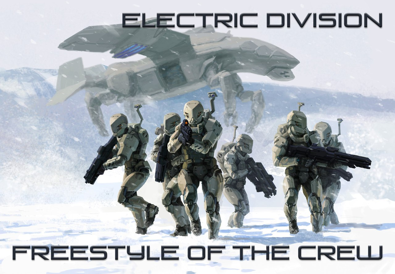 Electric Division - Freestyle Of The Crew (Cj Chip Remix)