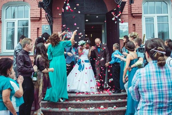Какого цвета свадьба? Выбираем цвет свадьбы в 2017 году