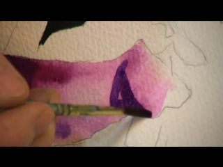 Elizabeth Tyler (Элизабет Тайлер) - Акварельная живопись