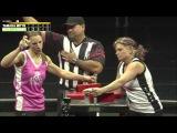 ULTIMATE ARMWRESTLING LEAGUE MICHELLE SMART vs.TAMARA MITTS Lightweight World Championship