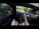BMW M4 Convertible F83 NICE! OnBoard / POV Acceleration