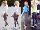 Anna Nyström Gym Workout Routine