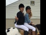 TARA &amp JOHNNY on Instagram Come for a ride with us! @taralipinski @johnnygweir #kentuckyderby2015