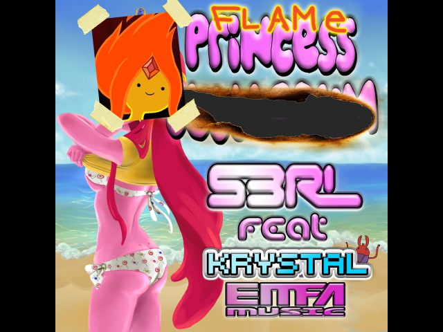 Flame Princess (Re-cover-boot-mix-leg) - S3RL feat Krystal [FREE TRACK]