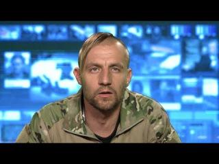 Козак Гаврилюк про похід у депутати: Я туди йду, бо патріот