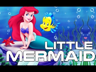 The Little Mermaid | Full Movie for Kids | HD Fairy Tale Animated Cartoon in English | Bedtime Story