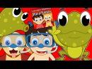 Cucú cantaba la rana | Canciones Infantiles Para Niños | Rondas Infantiles | Spansh Nursery Rhymes