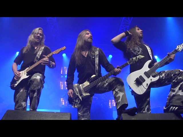 Sabaton Gott Mit Uns Swedish Empire Tour Mix