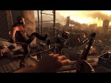 Dying Light - Zombie Parkour Trailer