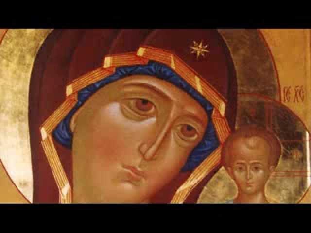 Акафист Казанской иконе Афонские монахи благословили каждый день читать