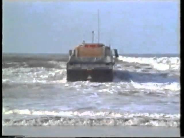 Aquatrack Outstanding Amphibious Vehicle