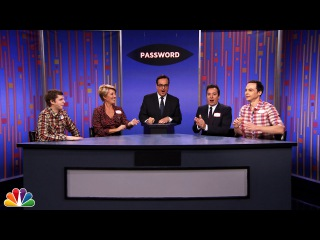 Password with Emma Thompson, Michael Cera and Jim Parsons