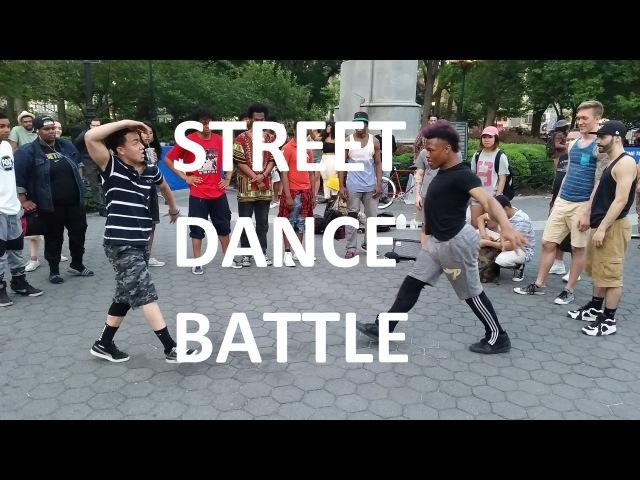 New York Street Dance Battle
