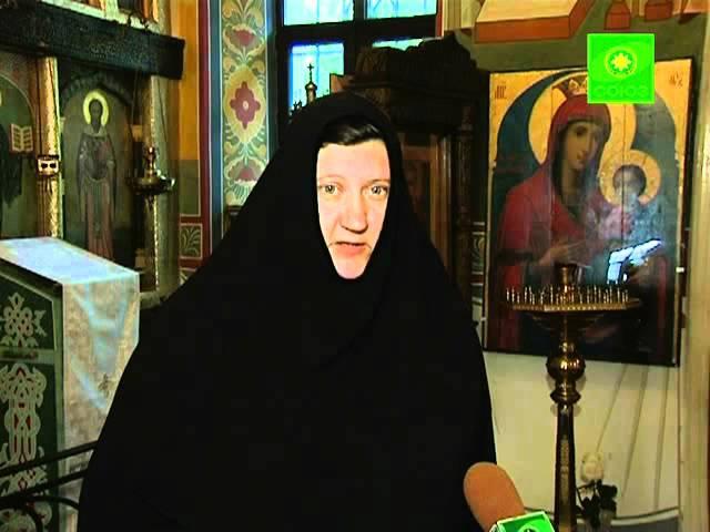 Люди Церкви Монахиня Евфросинья Иерусалимская Патриархия