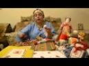 мастер-класс: куколка-оберег Капустка