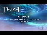 TERA - покоряем Нексус и Твердыню Корсаров. Стрим от портала GoHa.Ru