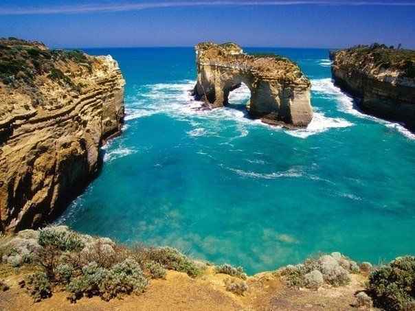 Расщелина Лох-Ард Гордж, Австралия